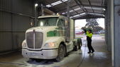 Truck Wash Bays