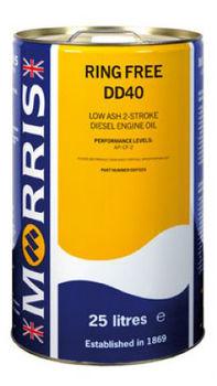 Diesel Engine Oil Morris Ring Free DD 40