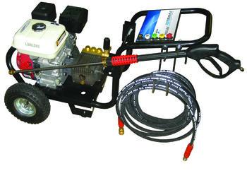 Kranzle Powerjet 160 11 petrol powered Pressure cleaner