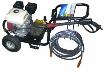 Kranzle Powerjet 255 15 Petrol powered pressure cleaner