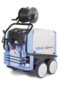 Kranzle therm 635 1 Hot water 240v pressure washer