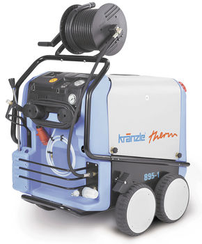 Kranzle therm 895 1 415v hot water pressure washer
