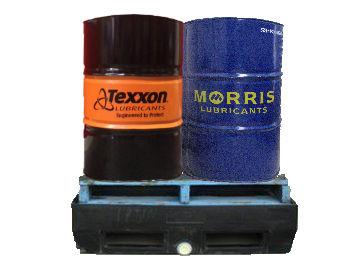 Oil + Chemical Spill Bunds