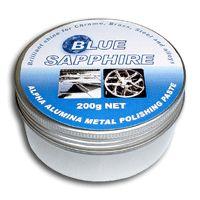 Vertex Blue Sapphire Polish