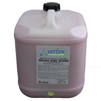 Vertex Wash + Shine Truck Wash